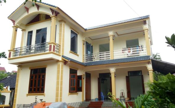 Công trình nhà anh Huy - Phúc Thọ, Hà Nội